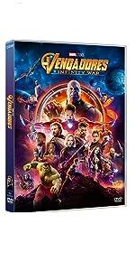 PACK Vengadores Infinity War + Vengadores + Vengadores. La Era de ...