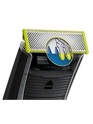 Philips OneBlade Pro QP6510/60 - Pack de Recortador de Barba con ...