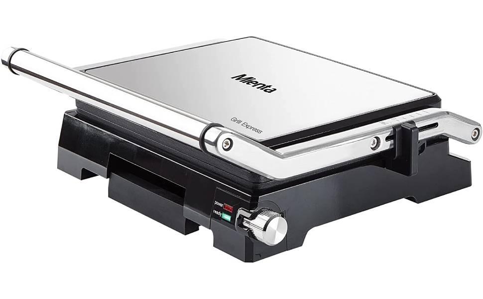 Mienta CG28209A Master Grill and Panini Presser