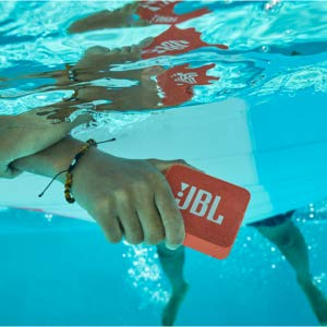 JBL GO 2 Wireless Portable Speaker, Ash Gray