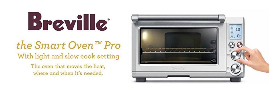 Amazon Com Breville Bov845crnusc Smart Oven Pro