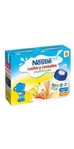 ... Nestlé Leche y cereales Multifrutas ...