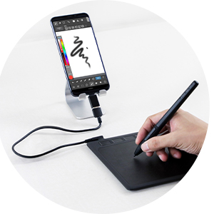 Support OTG Function (Android Phone only)