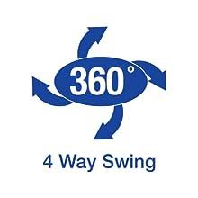 4 Way Swing