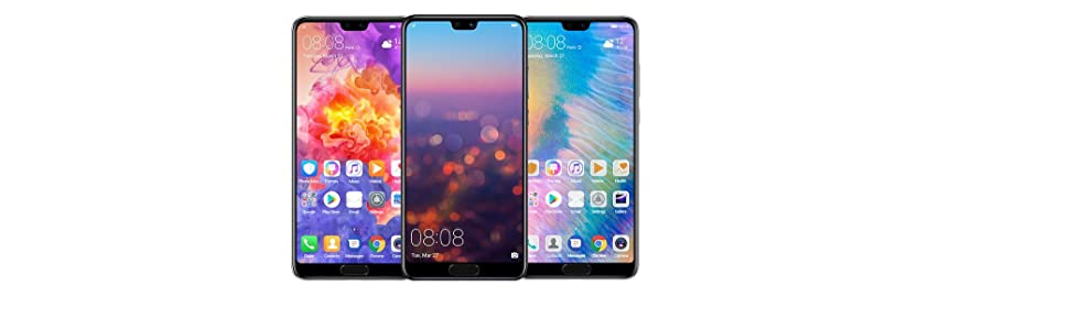 Huawei P20 Pro 128 GB/6 GB Dual SIM Smartphone - Black ...