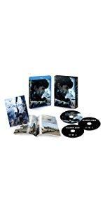 ダンケルク プレミアム・エディション ブルーレイ&DVDセット(初回限定生産/3枚組/ブックレット付) [Blu-ray]