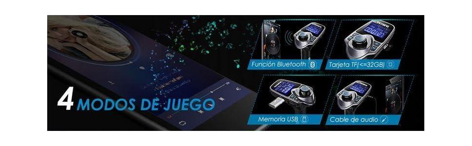 mejor radio coche calidad precio amazon