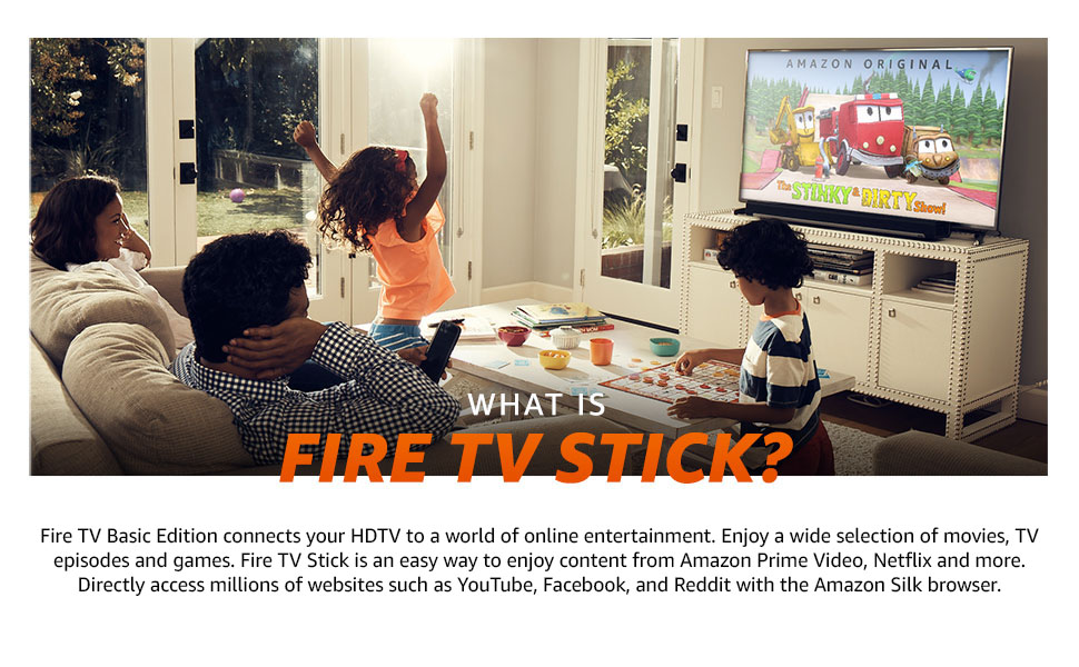 What Is Fire TV Stick?