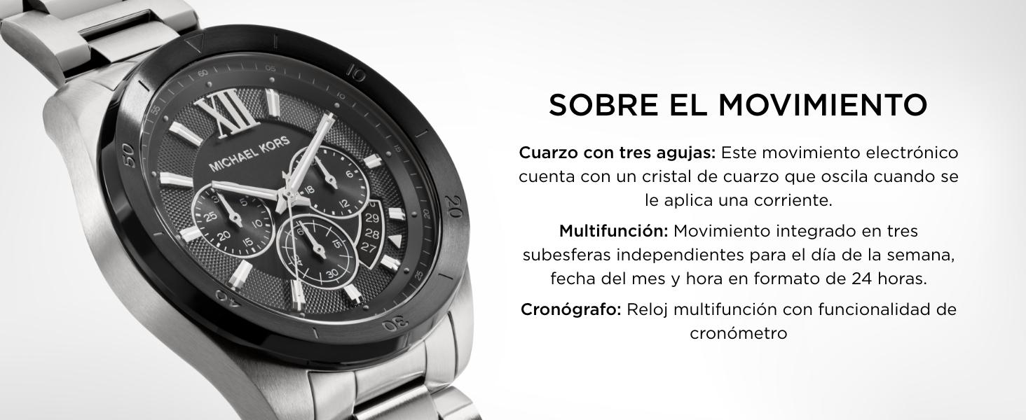 Michael Kors Men Traditional Watches