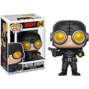 Funko Pop!- Hellboy Lobster Johnson Figura de Vinilo (23343 ...