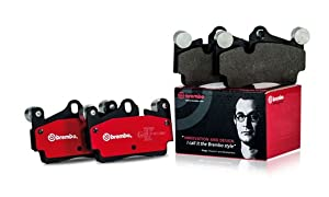 BREMBO 448P85020 Pastillas Freno, Set de 4: BREMBO: Amazon