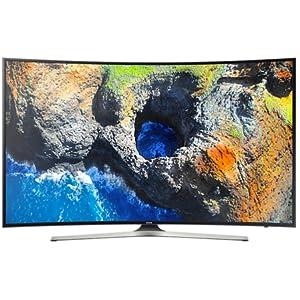 Samsung TV 55Inch LED UHD 4K Smart TV Curved