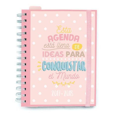 Grupo Erik Editores AGVSV1718 - Agenda escolar 17/18