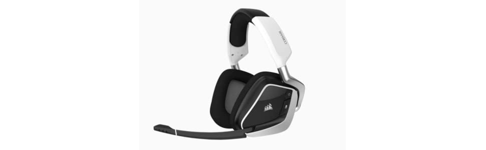 Corsair VOID PRO RGB Wireless Premium Gaming Headset CA-9011153-NA