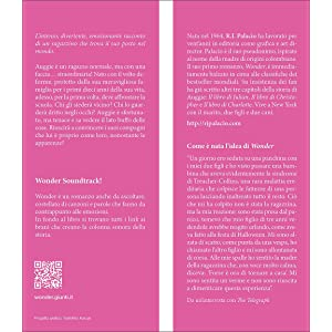 Amazon.it: Wonder - R. J. Palacio, A. Orcese - Libri