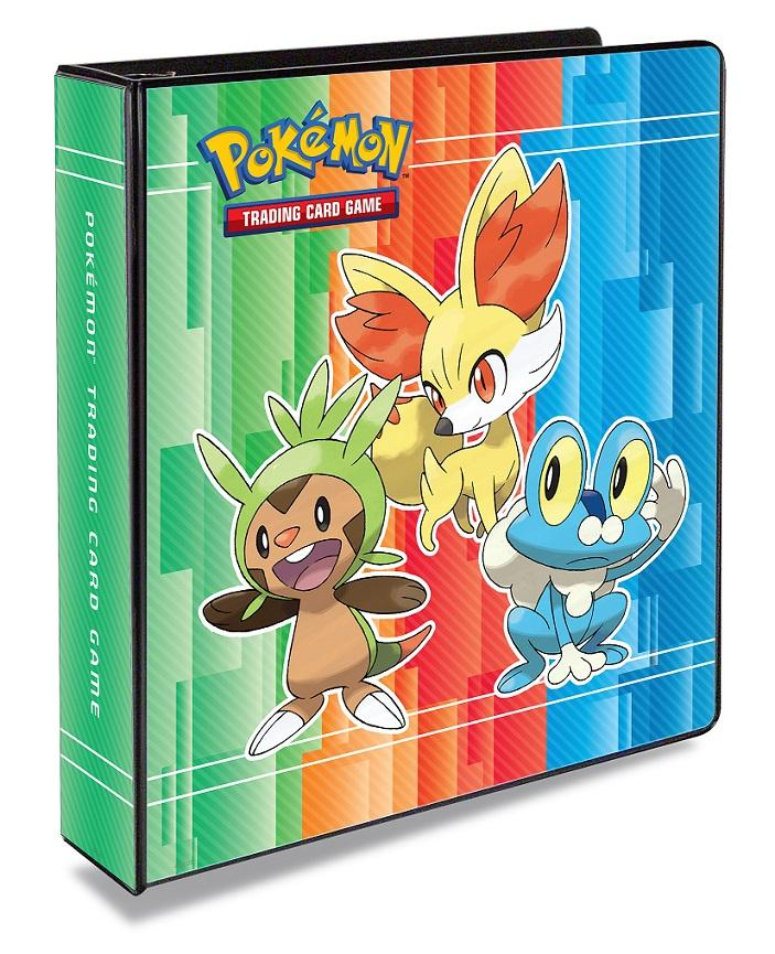 Amazon.com: Ultra Pro Pokemon X And Y 2 3-Ring Binder