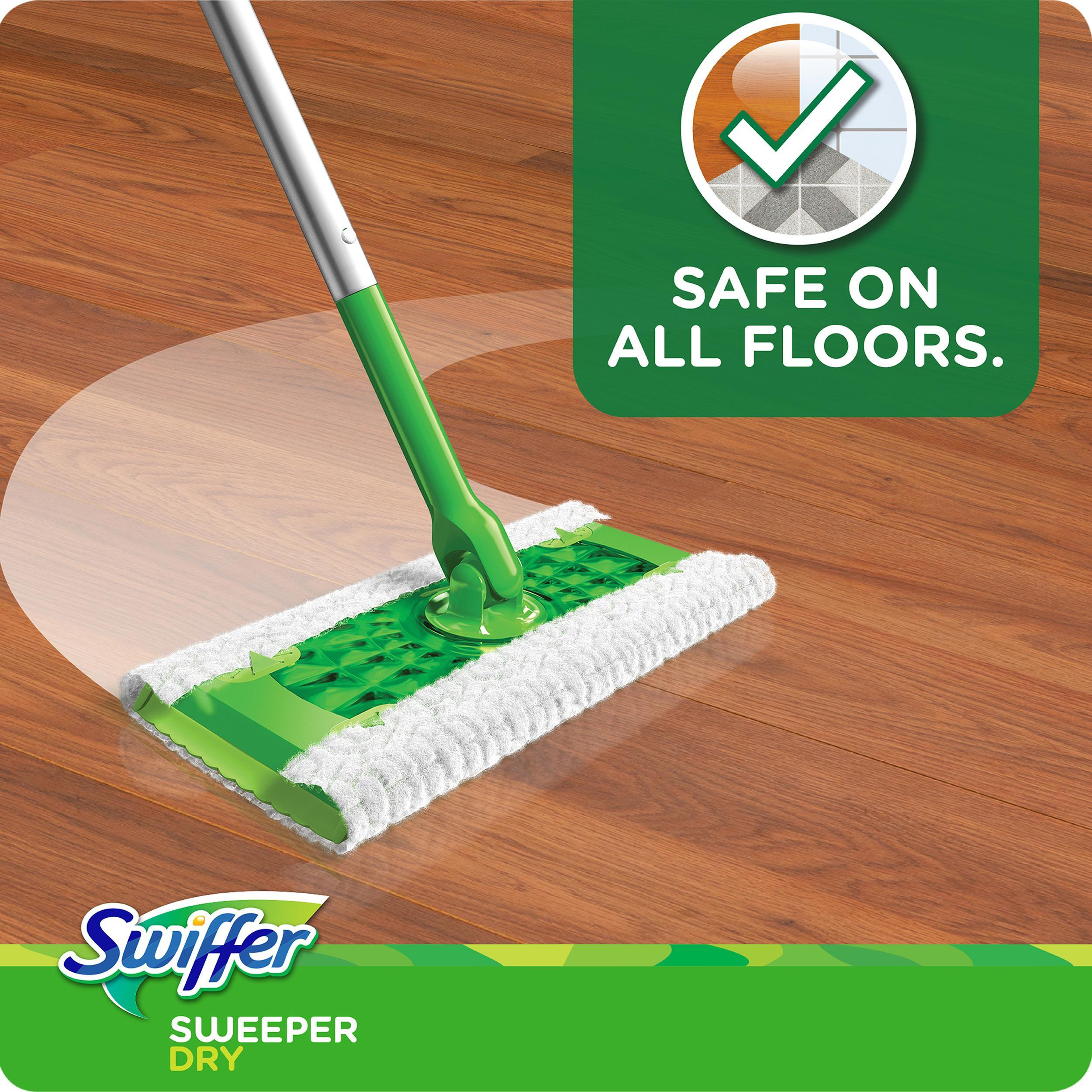 Amazon Com Swiffer Sweeper Wet Mopping Pad Multi Surface