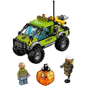 LEGO CITY 60121 CAMION VULCANICO DELLE ESPLORAZIONI