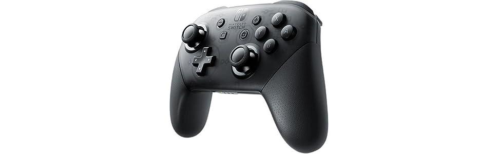 Nintendo Switch - Mando Pro Controller, Con Cable USB (Edición Splatoon 2): Amazon.es: Videojuegos
