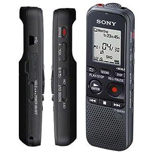 Sony 4GB MP3 Digital Voice IC Recorder - ICD-PX333