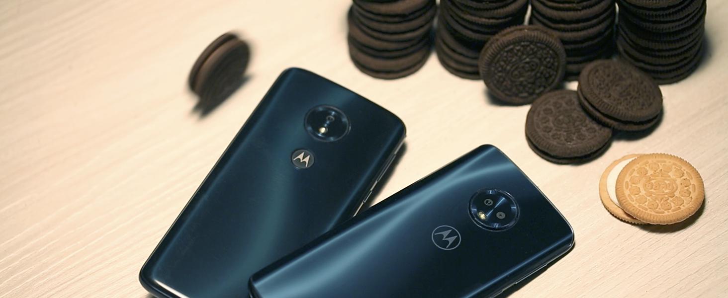Moto G6 Indigo Black 4gb Ram 64gb Storage Electronics Motorola W230 Silver Free Memory Card 1gb Hello Up To Date