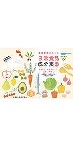 食事管理のための日常食品成分表