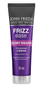 ohn Frieda Frizz Ease Secret Weapon Finishing Crème Mini Travel Pack