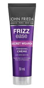 ohn Frieda Frizz Ease Secret Weapon Finishing Crème Mini Travel Pack