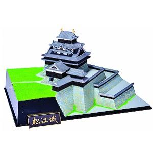 1/500 日本の名城 JOYJOYコレクション 国宝 松江城 プラモデル JJ11