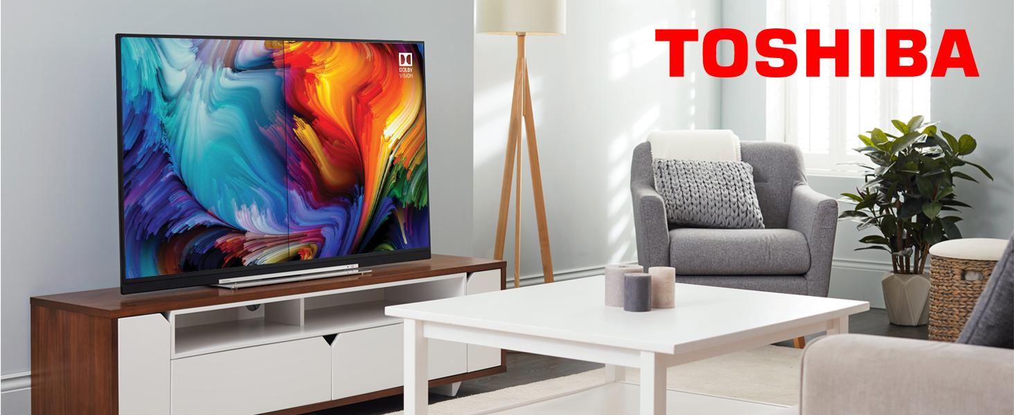 Toshiba U7863DA UHD Smart TV