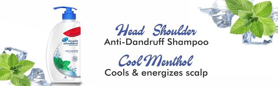 Head  Shoulders Cool Menthol Shampoo