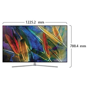625aaecca2e99 Samsung 55 Inch 4K Ultra HD QLED Smart TV. Product Specifications