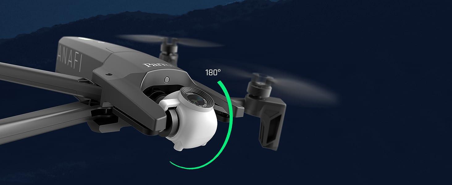 ANAFI Drone - Κάμερα