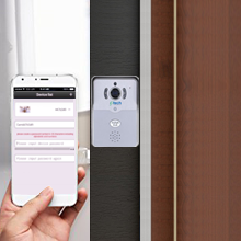 IFITech  WiFi Smart Video Doorbell with Indoor Chime for Home Security, Mobile APP on iOS & ANDROID