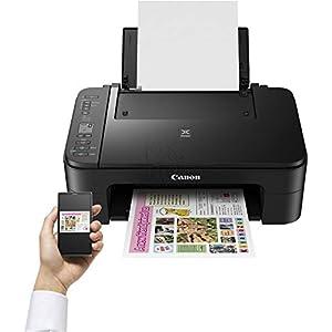 Canon Inkjet Multifunction Printer,Printer, Scanner & Copier - TS3140