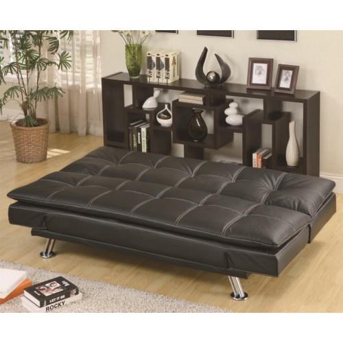 coaster chehalis convertible sofa  sofa beds and futons     amazon    coaster home furnishings dilleston convertible futon      rh   amazon