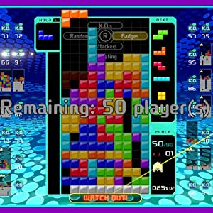 Tetris 99 + 12 meses Nintendo Switch Online: Nintendo: Amazon.es ...