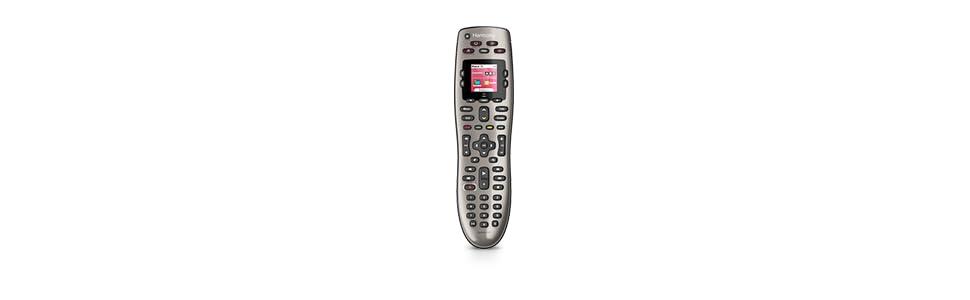 Logitech Harmony® 650 Remote - N/A - IR - N/A - EMEA: Amazon.es: Electrónica