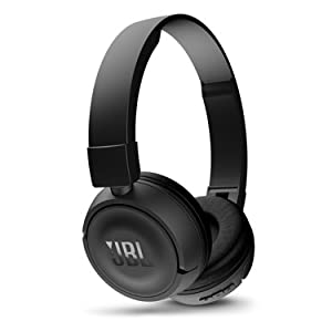 JBL Harman T450 On-Ear Lightweight Foldable Bluetooth