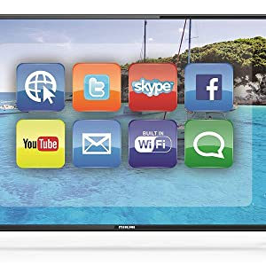 Nikai 55 Inch Smart LED TV - NTV5500SLED