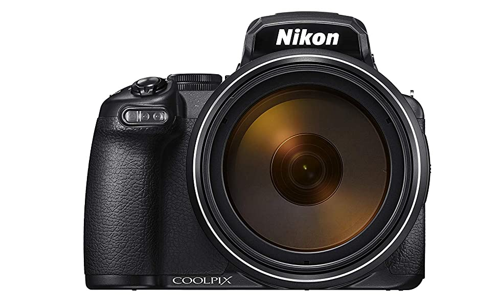 Nikon Coolpix P1000 - Cámara Bridge, Zoom óptico 125x, vídeo 4K ...