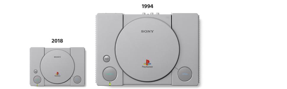 Sony PlayStation - Consola Classic + 2 mandos: Sony: Amazon.es: Videojuegos