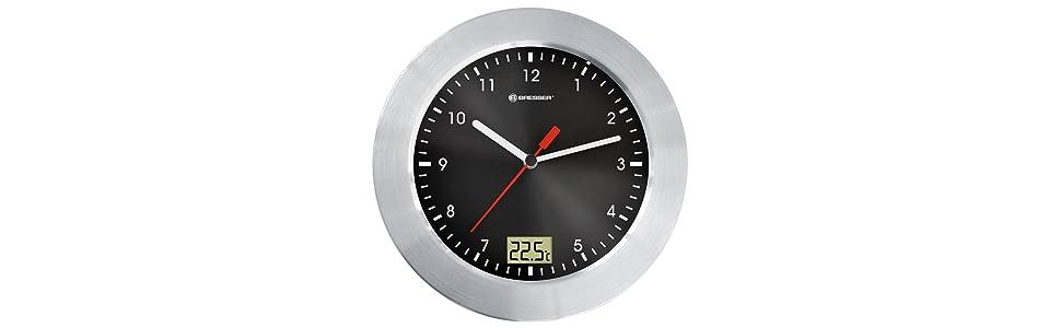 Bresser MyTime - Reloj de pared analógico