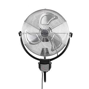 Orbegozo SFA 7000 – Ventilador nebulizador / humidificador con ...