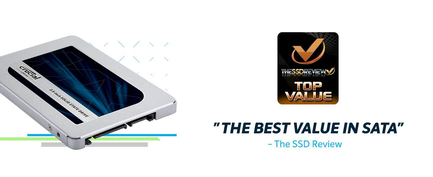 The best value in SATA - The SSD Review