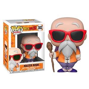 Funko Pop! Dragonball Z: Master Roshi: Amazon.es: Juguetes y juegos
