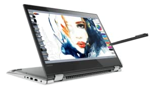 Lenovo Yoga 520-14IKB - Ordenador portátil convertíble de 14