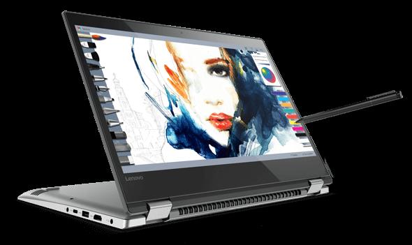 Lenovo Yoga 520-14IKB - Ordenador portátil convertíble de