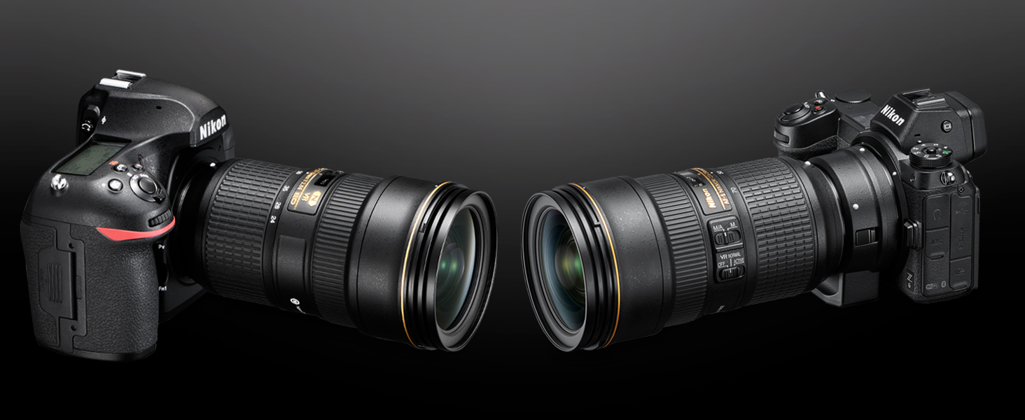 Nikon Z6 Zマウントシステムでも変わらないNIKKOR F レンズのAF性能