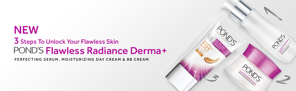 Pond's Flawless Radiance Derma+ Perfecting Serum, 30ml